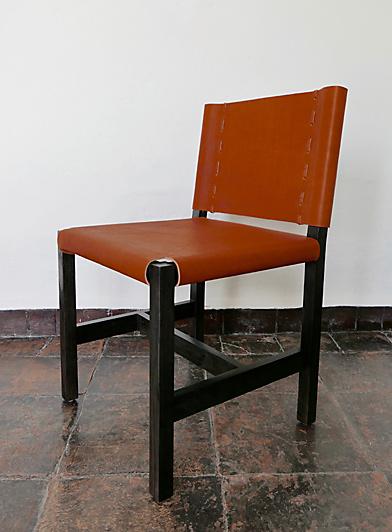 Basic Leather and Wood