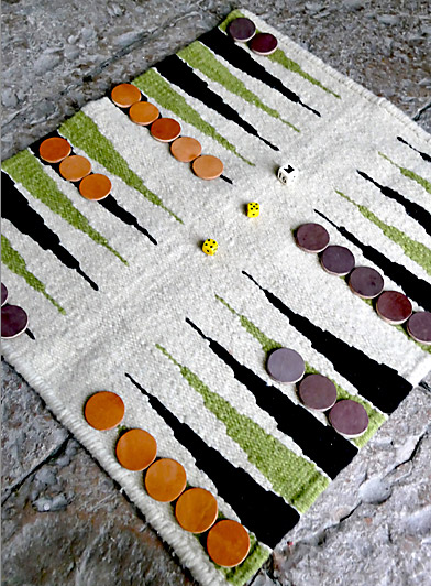 Blanket Backgammon