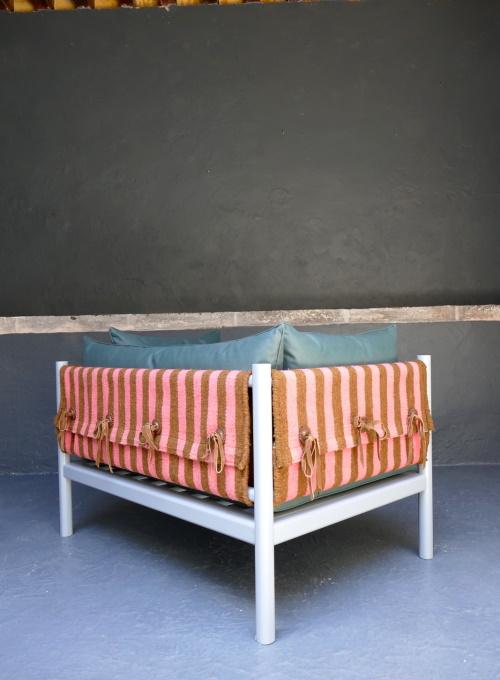Olivier Saddle Blanket