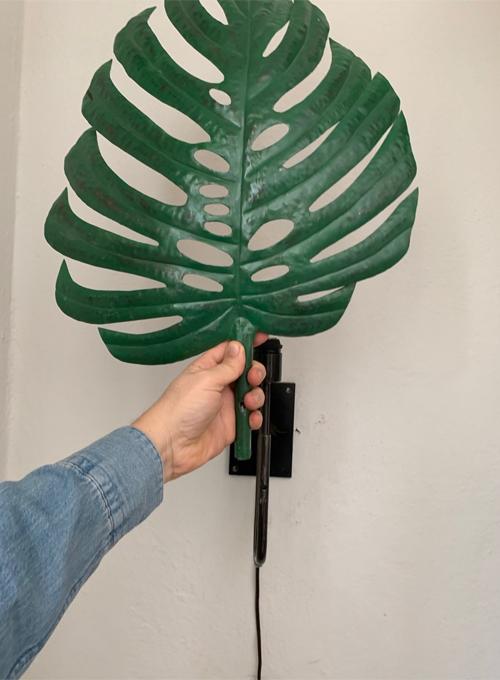Tropical Leaf Green